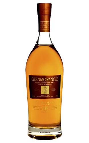 【正規品・箱入】グレンモーレンジ[18]年・ハイランド・シングル・モルト・スコッチ・ウイスキー・正規代理店輸入品・700ml・43%GLENMORANGIE AGED 18 YEARS HIGHLAND SINGLE MALT SCOTCH WHISKY 700ml 43%