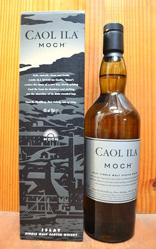 【箱入】カリラ・モッホ・アイラ・シングル・モルト・スコッチ・ウイスキー・フレンズ・オブ・クラシック・モルト向けリリース・700ml・43%CAOL ILA MOCH ISLAY SINGLE MALT SCOTCH WHISKY 700ml 43%