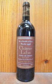 シャトー ラフォン (ジトン) コート ド デュラス マルベック 1996 ドメーヌ ジトン ペール エ フィス 赤ワイン ワイン 辛口 フルボディ 750mlGITTON Pere & FIls Cotes de Duras Malbec [1996] AOC Cotes de Duras