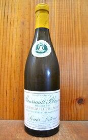 【3本以上ご購入で送料・代引無料】ムルソー ブラニー プルミエ クリュ 一級 シャトー ド ブラニー 2007 ルイ ラトゥール フランス ブルゴーニュ 白ワイン 辛口 750mlMeursault-Blagny 1er Cru Chateau de Blagny 2007 Louis Latour AOC Meursault-Blagny 1er Cru