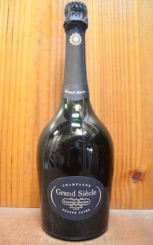 """ローラン ペリエ シャンパーニュ グラン シエクル ブリュット 正規代理店輸入品 白 泡 シャンパン シャンパーニュ スパークリング 750ml 正規品 ローランペリエ (ローラン・ペリエ)Laurent-Perrier Champagne """"Grand Siecle""""Brut"""