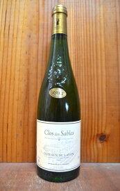 コトー デュ レイヨン 1983 ドメーヌ クロ デ サブル 白ワイン ワイン 750ml コトーデュレイヨン クロデサブル (コトー・デュ・レイヨン)Coteaux du Layon [1983] Domaine Clos des Sables AOC Coteaux du Layon