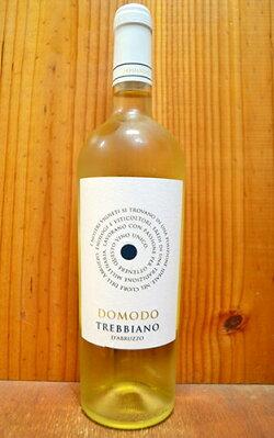 ドモード トレッビアーノ 2015 カンティーナ エ オレイフィーチョ ソシアーレ イタリア D.O.Pトレッビアーノ ダブルッツォ 白ワイン 辛口 750mlDOMODO TREBBIANO [2015] SAN MARZANO DOP Trebbiano d'Abruzzo