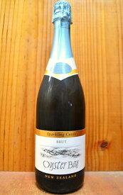 オイスター ベイ スパークリング キュヴェ ブリュット デレゲート ワインエステート ニュージーランド ホークス ベイ 白 辛口 泡 スパークリング 750mlOyster Bay Sparkling Cuvee Brut (Delegat's Wine Estate)