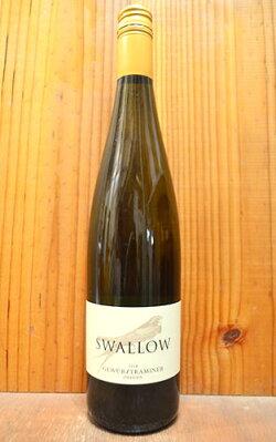 スワロー ゲヴュルツトラミネール 2015 フォリス ヴィンヤーズ ワイナリー 白ワイン 750ml (スワロー・ゲヴュルツトラミネール)SWALLOW Gewurztraminer [2015] Foris Vineyards Winery