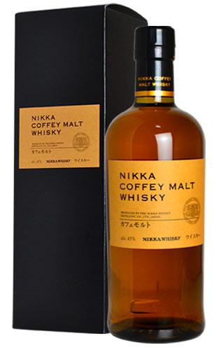 【正規品・箱入】ニッカ・カフェ・モルト・ウイスキー・ニッカウイスキー・正規代理店品・700ml・45% ハードリカーNIKKA COFFEY MALT WHISKY WHISKY 700ml 45%