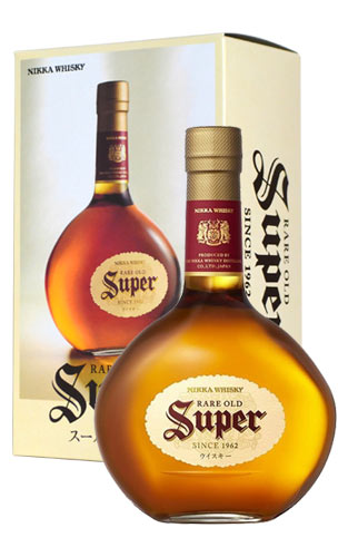 【箱付・正規品】スーパーニッカ・ブレンデッド・ウイスキー・ニッカウイスキー・700ml・43% ハードリカーSUPER NIKKA BLENDED WHISKY NIKKA WHISKY 700ml 43%