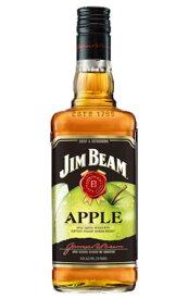 【正規品】ジムビーム アップル フレーバー ウイスキー 正規 バーボン リキュール 700ml 35% ハードリカーJIMBEAM APPLE FLAVOR WHISKY BOURBON LIQUEUR 700ml 35%【wineuki_JBA】