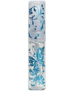【最大250円OFFクーポン】グラスアトマイザー (プラスチックポンプ)#50132 【バタフライ ブルー】4ml[ヤマダアトマイザー]【香水 メンズ レディース】【香水 人気 ブランド 父の日 ギフト