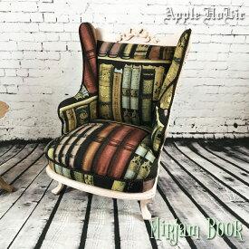 ドール チェア【Mirjam Book・ミリヤム ブック】ブライス サイズ 1/6 ドール用 椅子