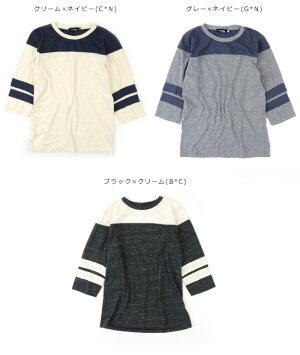 ショアラインベースボールTシャツSHORELINEFOOTBALLTEE35TJ010