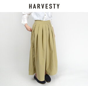 HARVESTY(ハーベスティ)ソロテックスロングキュロットA22001