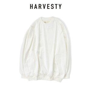 HARVESTY(ハーベスティ)ファットスリーブプルオーバーA52001