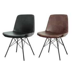 ダイニングチェアー ブラック 黒 ブラウン ミッドセンチュリー風 食堂椅子 食堂イス 食卓チェアー 食堂チェアー カウンターチェアー いす カフェチェアー