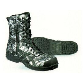 アシックス 安全靴 asics 限定品 FIS02S ウィンジョブ デジライク販売店舗限定商品