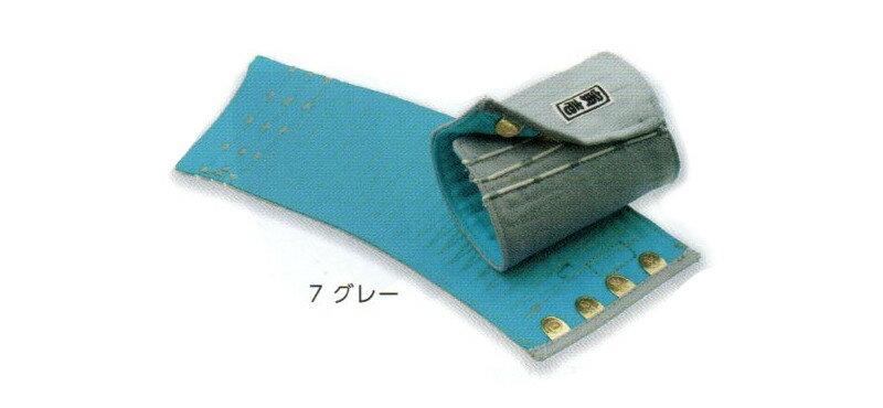 寅壱 手甲 4441-952 カラー手甲 4枚コハゼ