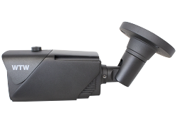 日本初【WTW製】4K800万画素EX-SDI赤外線監視カメラ1台と録画機のフルセット4chDVR4K対応【DEHP584E-1TB/EVR83EB/HA3C/AD1215】