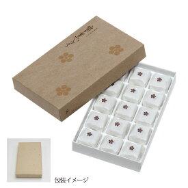 復刻版パッケージ商品 山田屋まんじゅう 化粧箱【密封包装】15個入