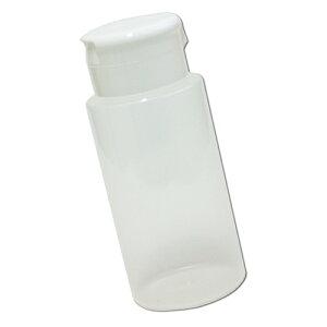 詰め替え容器370ml【10本セット】*CPIS-370 ワンタッチキャップ 高粘度液体用 小分け容器 PP製容器 日本製 広口で詰め替えも簡単!ローション ジェル 液体石鹸 蜂蜜(はちみつ) 調味料 液体 粉