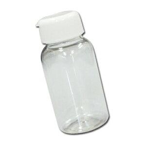 パウダー詰め替え容器200ml 透明ボトル *PET UZ-12 ワンタッチ式キャップ ふりかけ容器 パウダーシェイカー エステパウダー 業務用・家庭用 粉末 パウダー 食品 調味料 穴あき詰め替え容器 プラ