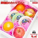 [ご進物用/秀品] 果物詰め合わせギフト りんご・オレンジ・カップゼリーなど【のし対応】[母の日、父の日、プレゼント…