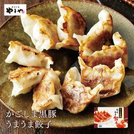やまや かごしま黒豚うまうま餃子(九州 お取り寄せ グルメ おつまみ ご飯のお供 手土産 ギフト)