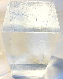 鈴鹿山系純氷 氷屋さん 氷1貫目 角氷 かたまり 氷塊 同一梱包可