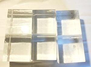 舞阪氷 かき氷用 約12kg 3貫目 横1/2カット 1貫目3本 [あす楽]