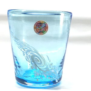 沖縄琉球グラスと丸氷直径65mm 12入セット 【父の日】【ステイホーム おうち時間 応援】