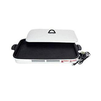 杉山金属宽大的角形电烤盘一下子内容丰富的KS-2605菜的宽度扩展到的大的尺寸!