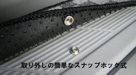 ☆Y・MT☆アルファード専用エントランスマット(ステップマット)ホック式