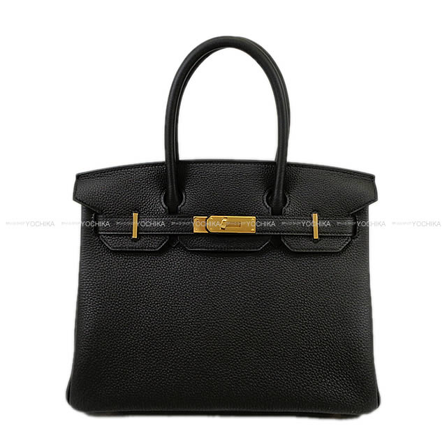 【ご褒美に★】HERMES エルメス ハンドバッグ バーキン30 黒(ブラック) トゴ ゴールド金具 新品 (HERMES Birkin30 Bag Noir Togo Gold Hardware)【あす楽対応】【楽ギフ_包装】#yochika