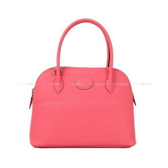 HERMES 에르메스쇼르다밧그보리드 27 로즈아자레에프손시르바 쇠장식 신품(HERMES Shoulder bags Bolide27 Rose Azalee Epsom SHW[Brand New][Authentic])#yochika
