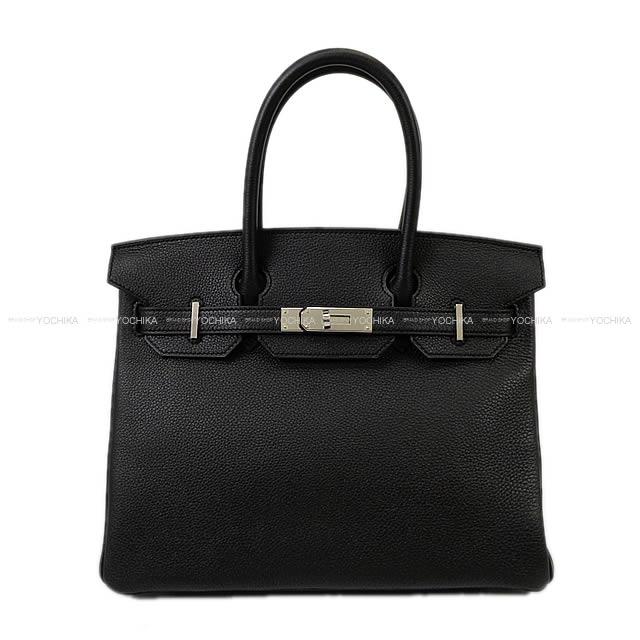 【ご褒美に★】再入荷!HERMES エルメス ハンドバッグ バーキン30 黒(ブラック) トゴ シルバー金具 新品(HERMES Handbag Birkin30 Black Togo SHW[Brand new][Authentic])【あす楽対応】#よちか