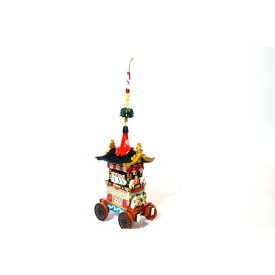 【京都】祇園祭 鉾(ほこ)ミニチュア 長刀鉾