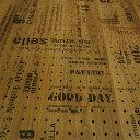 条件付き送料無料★床材本舗オリジナル【有孔ボード】UKB-2422-53 5φ25ピッチ 木目調英字入り ブルックリンアルダー 強化紙+合板 …
