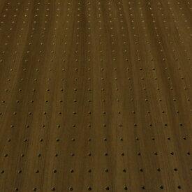 条件付き送料無料★床材本舗オリジナル【有孔ボード】UKB-DA-2300-32 5φ25ピッチ 木目調 デュ−ンアッシュ 強化紙+合板 パンチング穴あきボード 厚さ4mm 910×1820 1枚入り