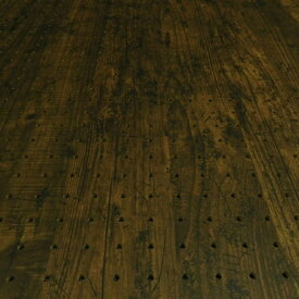 条件付き送料無料★床材本舗オリジナル【有孔ボード】UKB-IS-414M 5φ25ピッチ 木目調 イニシヘ 強化紙+合板 パンチング穴あきボード 厚さ4mm 920×1830 1枚入り