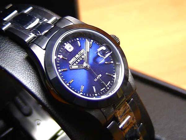 スイスミリタリー 腕時計 エレガント ML243 レディース 27mm