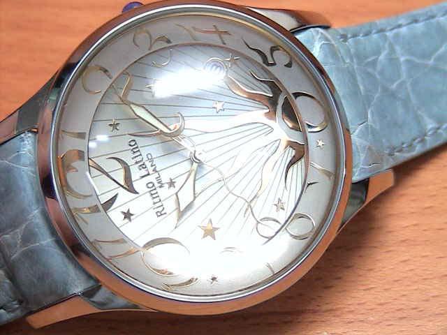 リトモラティーノ 腕時計 FINO (フィーノ) メンズサイズです。 レディースもあります 【文字盤カラー シルバー ゴールド】 ★日本全国=北は北海道、南は沖縄まで送料0円 【送料無料】でお届けけします★