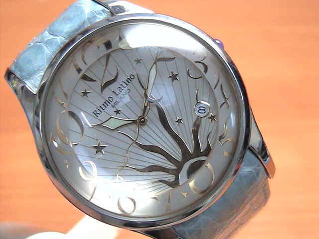 リトモラティーノ 腕時計 FINO (フィーノ) レディースサイズです。 メンズもあります 【文字盤カラー シルバー ゴールド】 ★日本全国=北は北海道、南は沖縄まで送料0円 【送料無料】でお届けけします★