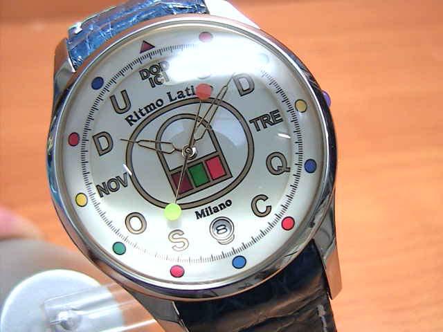 リトモラティーノ 腕時計 FINO (フィーノ) マルチカラーベルト レディースサイズです。 メンズもあります 【文字盤カラー ホワイト】 ★日本全国=北は北海道、南は沖縄まで送料0円 【送料無料】でお届けけします★