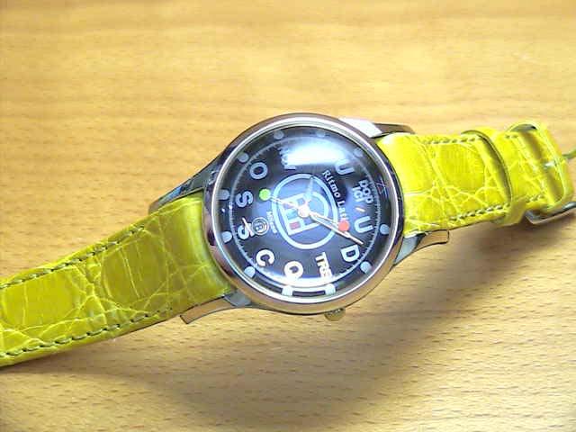 リトモラティーノ 腕時計 FINO (フィーノ) レディースサイズです。【文字盤カラー ブラック】 メンズもあります  ★日本全国=北は北海道、南は沖縄まで送料0円 【送料無料】でお届けけします★