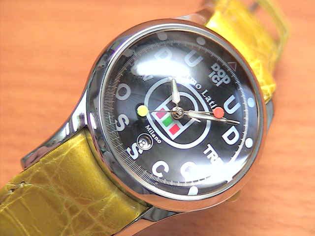 リトモラティーノ 腕時計 FINO(フィーノ) メンズサイズです。【文字盤カラー ブラック】 レディースもあります  ★日本全国=北は北海道、南は沖縄まで送料0円 【送料無料】でお届けけします★