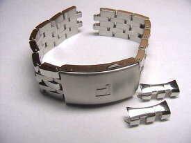 TISSOT☆ティソ☆PRC200 現行モデル T0554171105700 専用 純正 ステンレススチール ブレスレット 時計バンド 時計ベルト 19mm