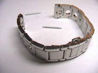 天梭 PRS516 真正手錶金屬手鏈不銹鋼手錶帶手錶帶為 20 毫米全國船舶供 180 日元的。