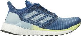 アディダス Adidas SOLAR BOOST M B96286 レジェンドマリンS1 リクジョウ シューズ