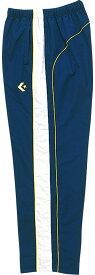 CONVERSE(コンバース)/バスケット/トレーニングウェア ★converse ウォームアップパンツ(裾ボタンタイプ) CB182112P ネイビー/ホワイト バスケット トレーニングウェア