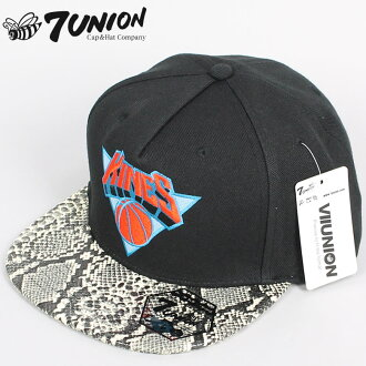 7 UNION (seven unions) snap bag Cap /KINES and street /HIPHOP/7 UNION caps and seven Union caps and 7 union hats / seven Union hats / 7 union CAP and seven Union cap