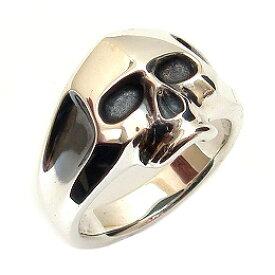 PUERTA DEL SOL(プエルタデルソル)【R607】シルバー スカル リング[指輪][11号〜23号]【ギフト包装-対応】